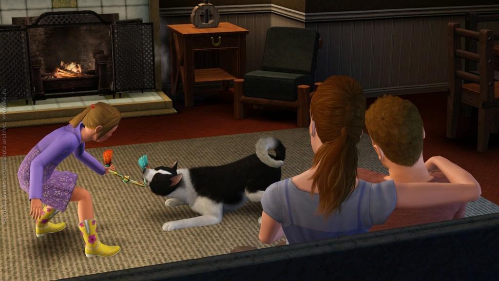 Sims 3 Риверсайд Торрент